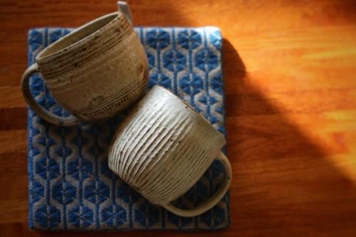 叶谷さんのマグカップ