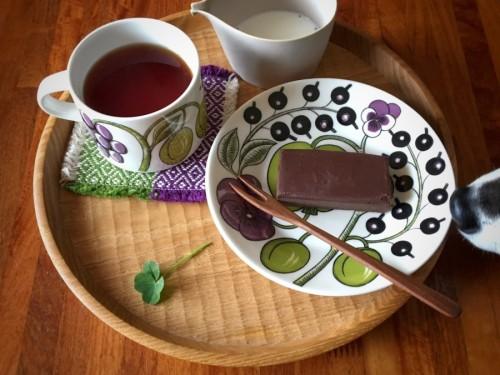 京王プラザのガトーショコラ