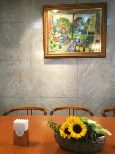 マッターホーンさんの喫茶室