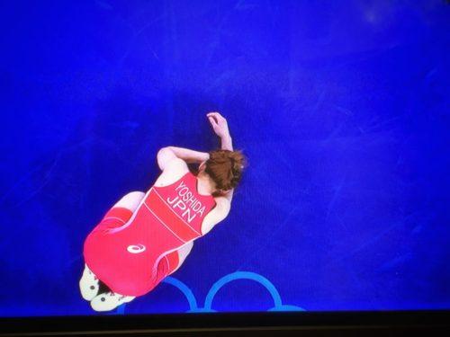 リオオリンピックで一番印象に残ったシーン