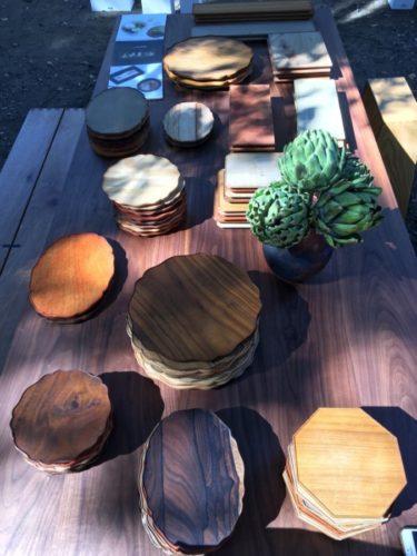 木工 studio fujinoさんの展示