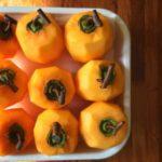今年も干し柿