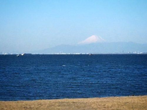 富士山はやっぱりキレイ