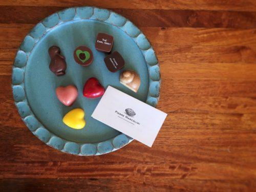 ピエールマルコリーニさんのチョコレート