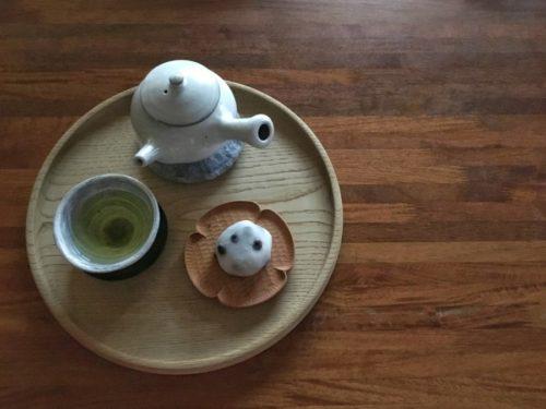 今朝のアサカシは京都出町柳 ふたばの豆餅