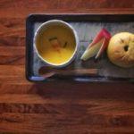 かぼちゃアンパンとかぼちゃスープ