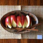 うさぎのりんご