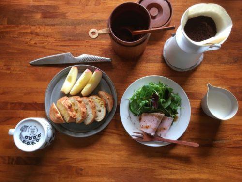 大谷哲也さんのコーヒードリッパーと洋皿