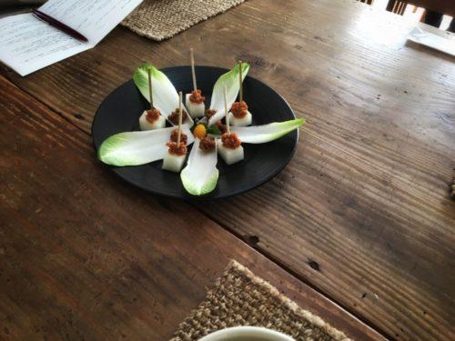 講師の宇佐美さんが去年一昨年に作られたお味噌