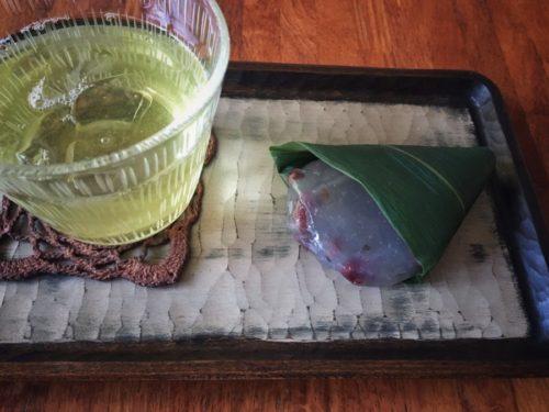 仙太郎さんの笹の雫