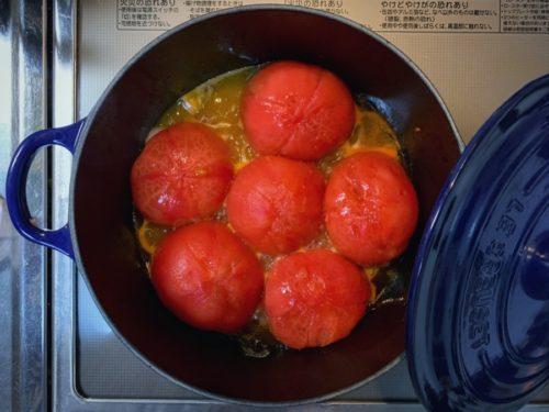 夏になったら毎年作るフレッシュトマトソース