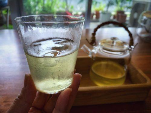 鉄瓶の白湯ってホント美味しい